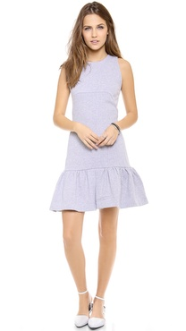 Mother of Pearl Krista Frill Dress