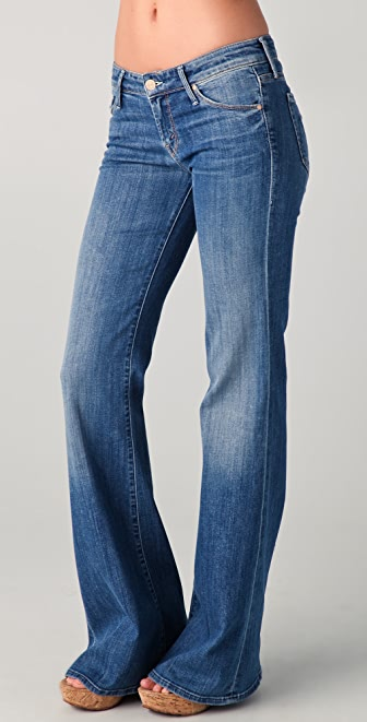 MOTHER The Wilder Trouser Jeans