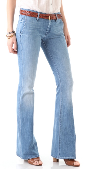 MOTHER The Curfew Prep Bell Jeans
