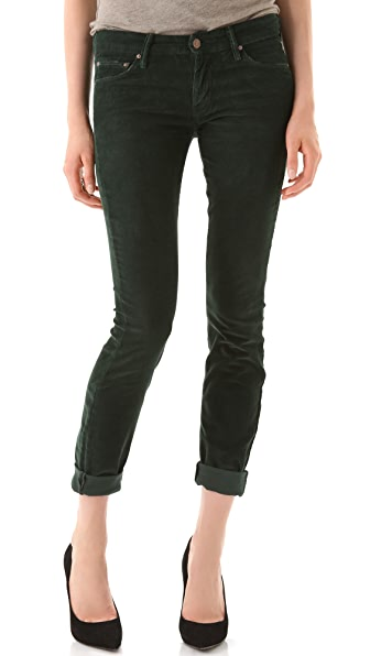MOTHER The Looker Corduroy Skinny Pants