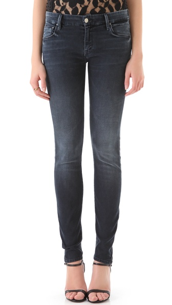 MOTHER The Looker Skinny Jeans from shopbop.com