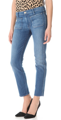 MOTHER The Patchie Jeans