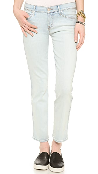 MOTHER The Rascal Straight Leg Ankle Jeans