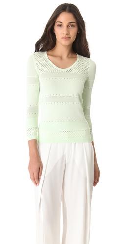 M. PATMOS 3/4 Sleeve Sweater