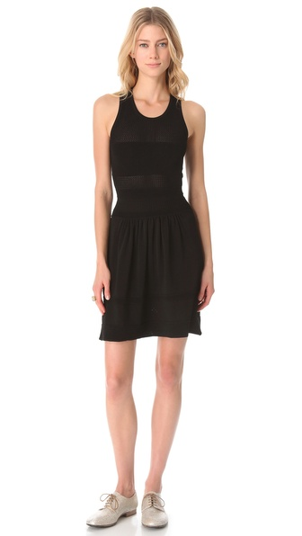 M. PATMOS Fit & Flare Dress