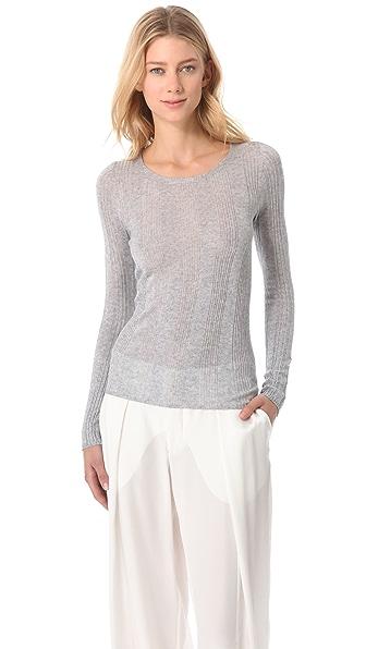 M.PATMOS Cashmere Rib Sweater