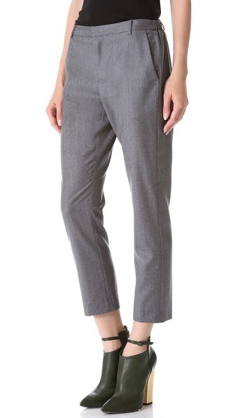 M. PATMOS Wool Trousers