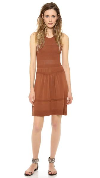 M.PATMOS Fit & Flare Dress