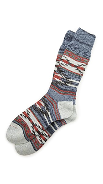 Mr. Gray X Machine Socks