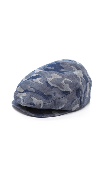 Mr. Kim Eddy Driving Cap