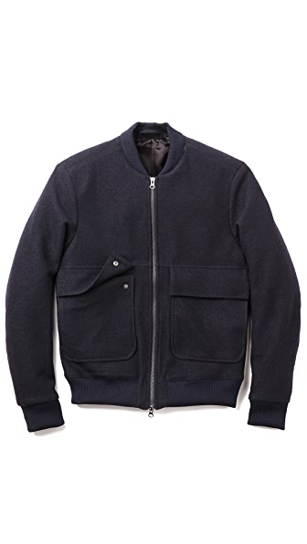 Mr. Start Orion Wool Bomber