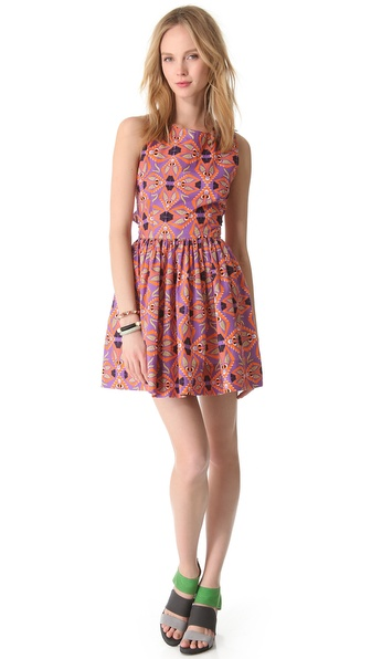 MSGM Little Owl Dress