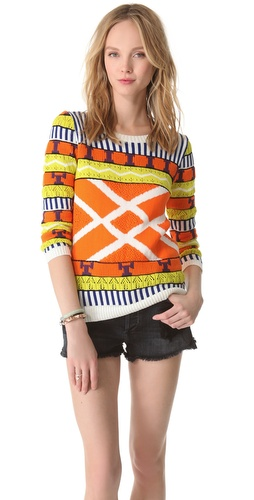 MSGM Multi Sweater