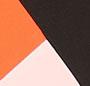 Black/Pink/Orange
