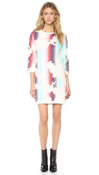 MSGM Pastel Knit Dress