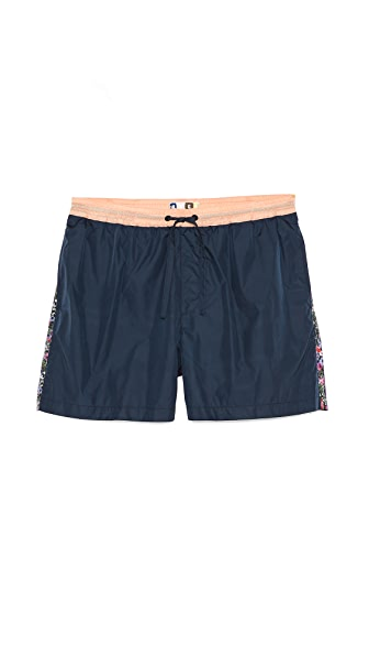 MSGM Athletic Shorts