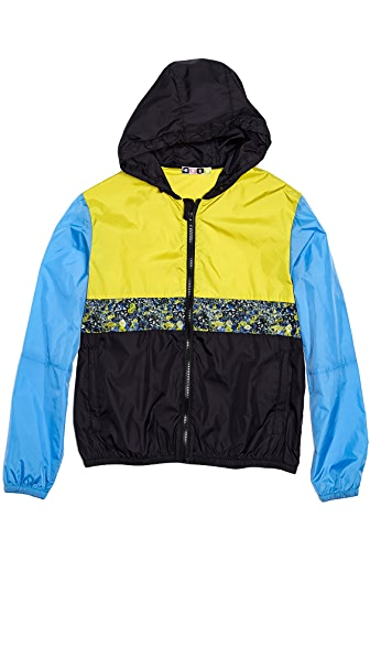 MSGM Zip Up Jacket