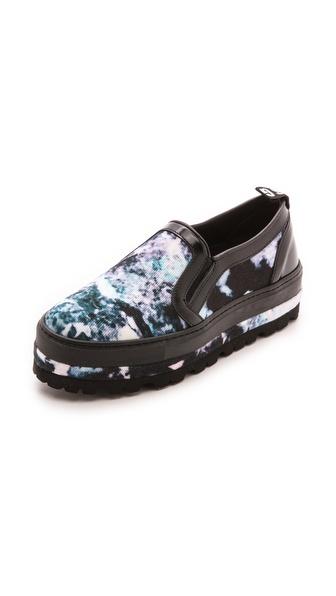 Kupi MSGM cipele online i raspordaja za kupiti Msgm Slip On Sneakers Marmo cipele