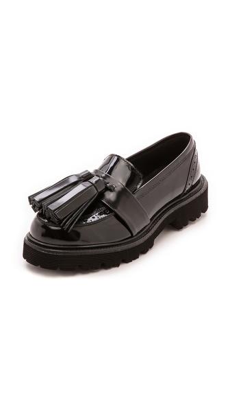 MSGM-Tassle-Loafers
