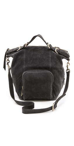 MS by Martine Sitbon Suede Shoulder Bag at Shopbop / East Dane