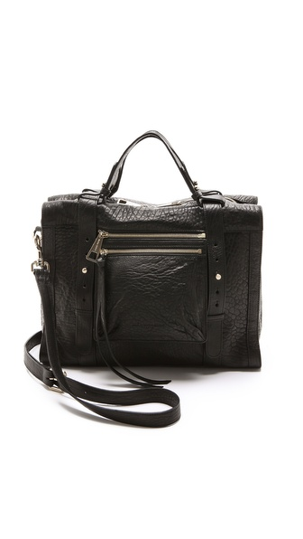 MS by Martine Sitbon Lambskin Messenger