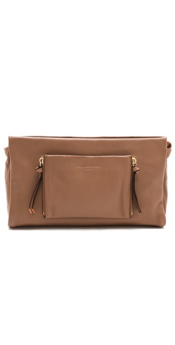 MS by Martine Sitbon Lambskin Clutch at Shopbop / East Dane