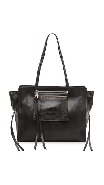 MS by Martine Sitbon Lambskin Tote