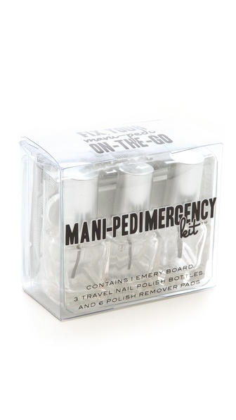 Pinch Provisions Mani-Pedimergency Kit