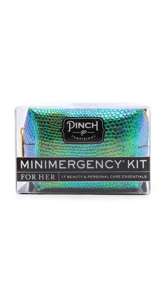 Pinch Provisions Chameleon Minimergency Kit