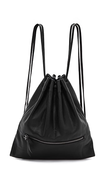 Marie Turnor Accessories Leather Bak-Pak