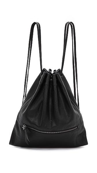 Marie Turnor Accessories Leather Bak-Pak