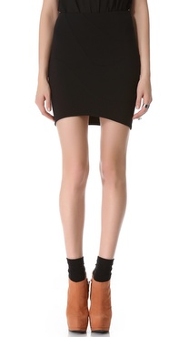 Mugler Waterfall Skirt