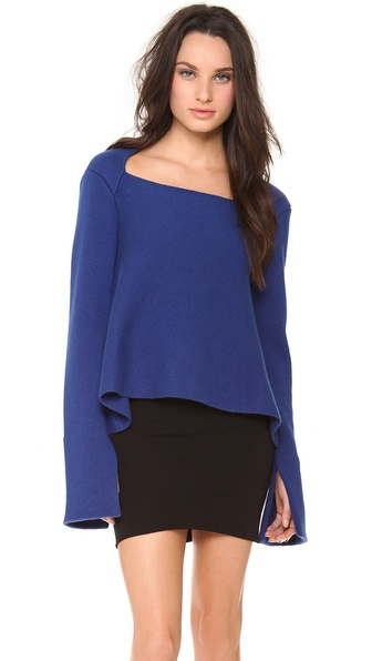 Mugler A Line Sweater