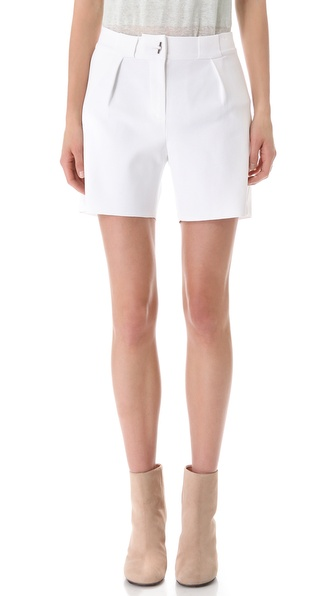 MAISON ULLENS Milano Stretch Shorts