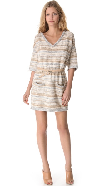 MAISON ULLENS Summer Stripe Dress