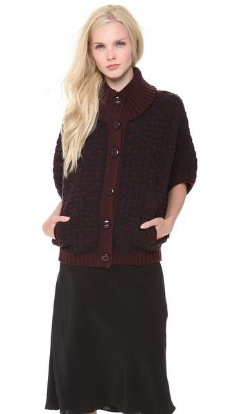 MAISON ULLENS Wool Cardigan