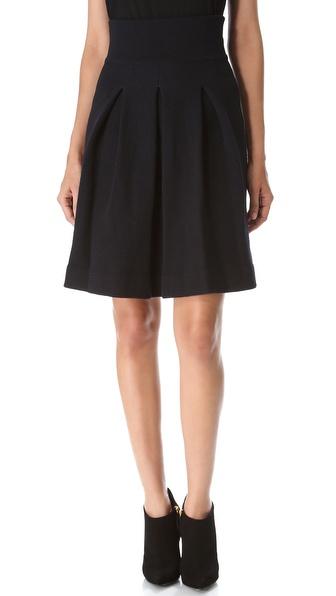 MAISON ULLENS Black Skirt