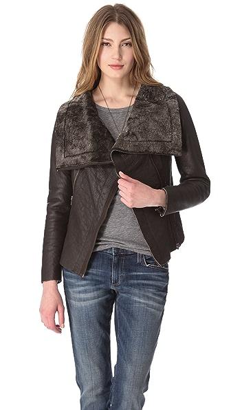 Muubaa Bronson Shearling Jacket