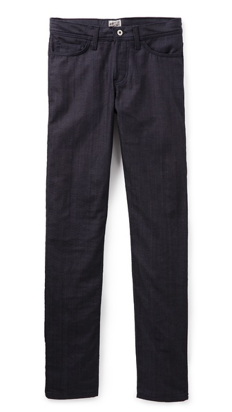 Naked & Famous Weird Guy Double Weave Jeans