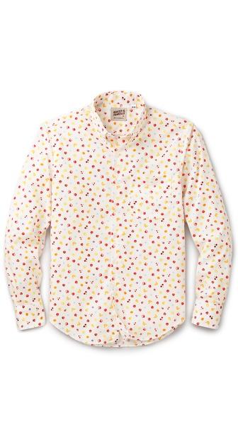 Naked & Famous Fruit Shirt