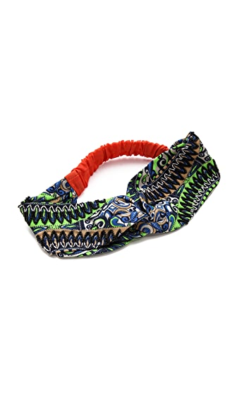 Namrata Joshipura Jungle Turban Headband