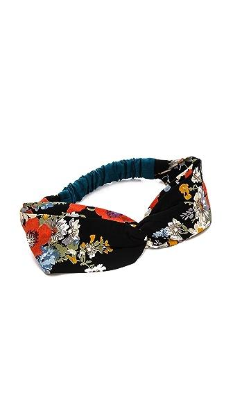 Namrata Joshipura Floral Turban Headband