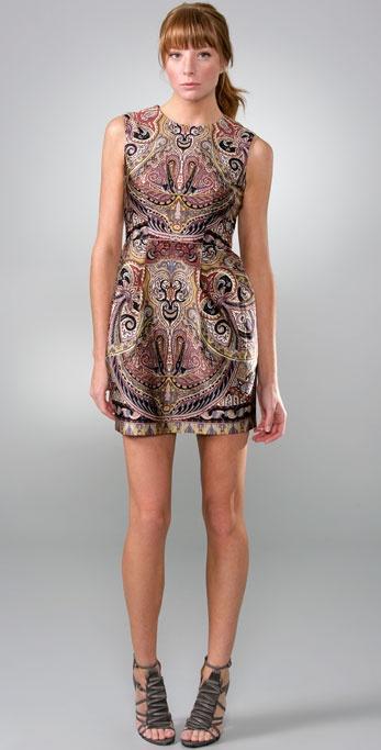 Nanette Lepore Cafe Sheath Dress