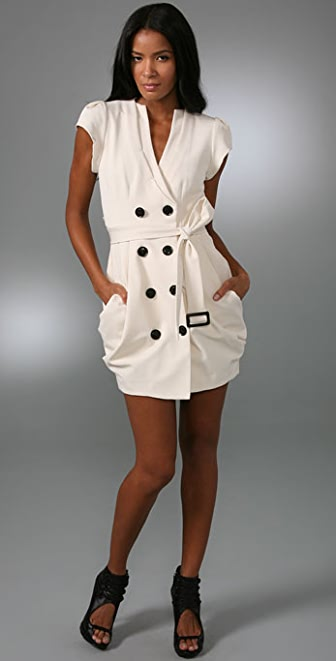 Nanette Lepore Casino Royale Dress