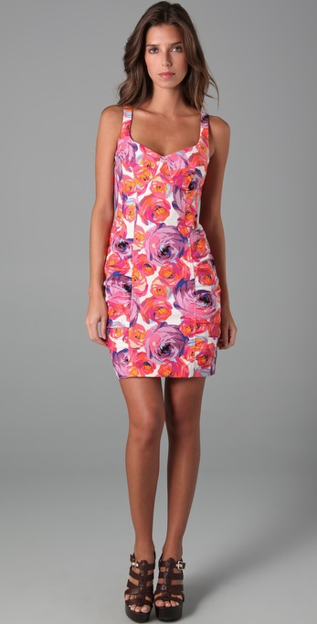 Nanette Lepore Candy Girl Dress