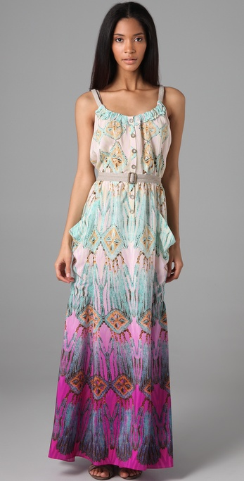 Nanette Lepore Dreamcatcher Dress