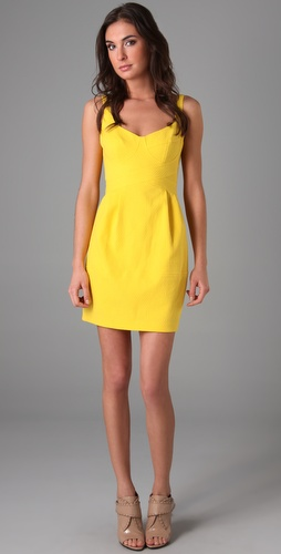 Nanette Lepore Blown Away Dress