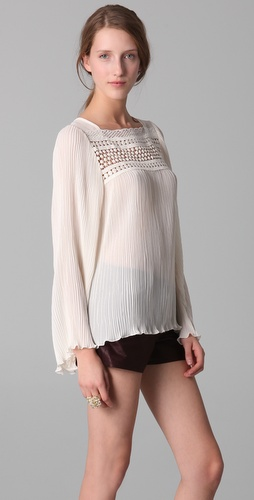 Nanette Lepore Swinging Top
