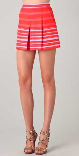 Nanette Lepore Rebel Shorts