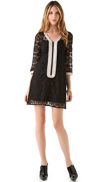 Nanette Lepore French Lace Dress
